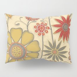 Fall Garden Pillow Sham