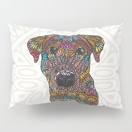 Colorful Roxy Pillow Sham