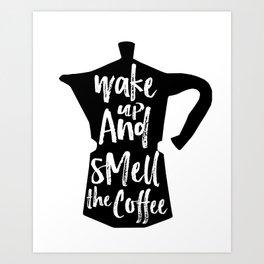 Coffee Art, Coffee Printable, Coffee Print, Digital Print, Kitchen Art, Coffee Art Print, Coffee Quo Art Print
