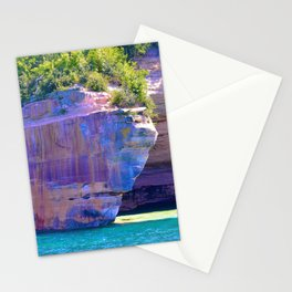 Michigan's_Pictured_Rocks Stationery Cards
