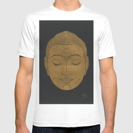 Buddha Head by Reijer Stolk T-shirt