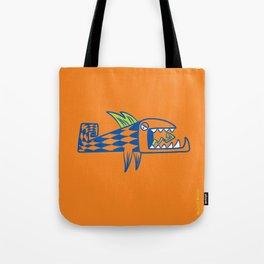 cutie monster_09 Tote Bag