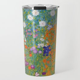 Cottage Garden Travel Mug