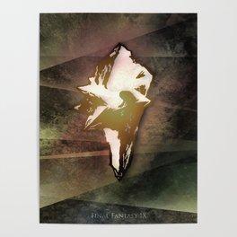 Crystal - FFIX Poster