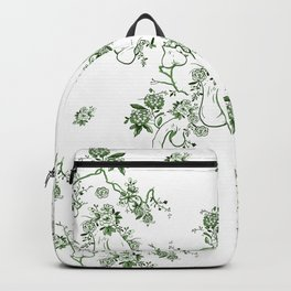 Penis Pattern GREEN Backpack