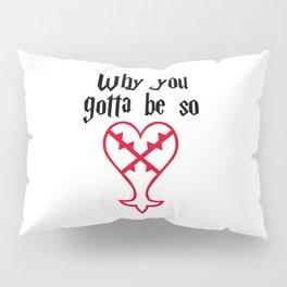 Heartless Merchandise Pillow Sham
