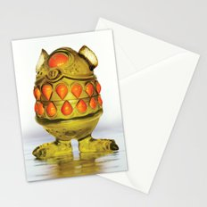 Monster Toy Stationery Cards