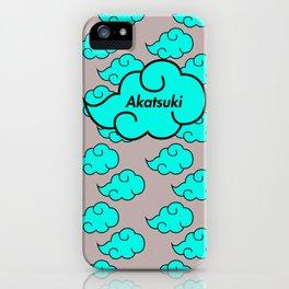 Akatsuki streetwear iPhone Case
