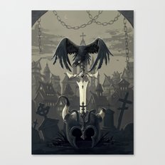 Dark Times Canvas Print