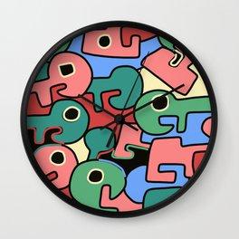Jak Wall Clock