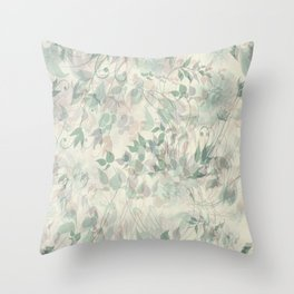 Abstract 204 Throw Pillow
