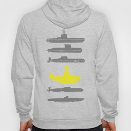 Know Your Submarines Hoody