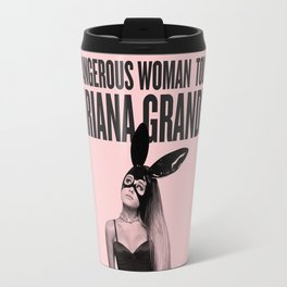 arianagrande tour2017 ty1 Travel Mug