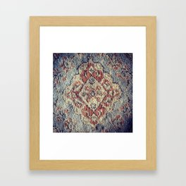 Pretty Persian Framed Art Print