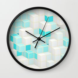Blocks N7 Wall Clock