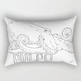 Pulpo Rectangular Pillow