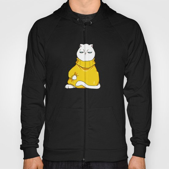 itchy sweater Hoody