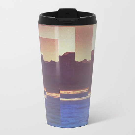 Fractions A53 Metal Travel Mug