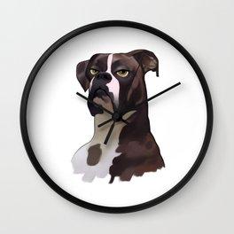 Beg your pardon ? Wall Clock