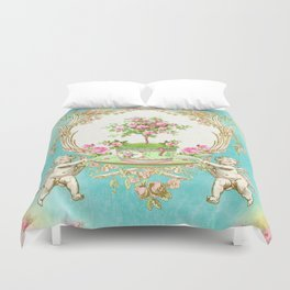 papers duvet covers society6