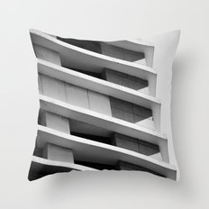 Arch-tech Throw Pillow