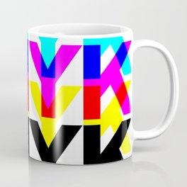 CMYK ON WH Coffee Mug