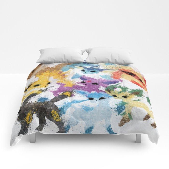 Eeveelutions Comforters