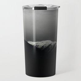 Don't stop / mountain photo art print / mountain poster Travel Mug