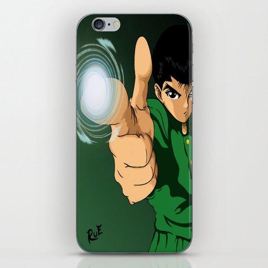Yusuke Urameshi  iPhone & iPod Skin