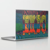 acid Laptop & iPad Skins featuring Acid by Rocovich