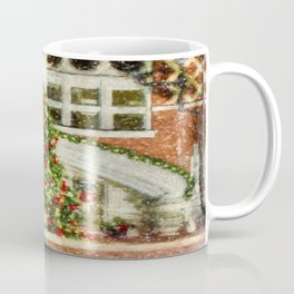 The Town Christmas Tree Coffee Mug