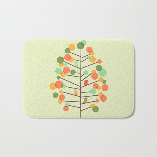 Happy Tree - Tweet Tweet Bath Mat