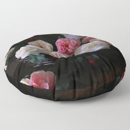 """Power, Corruption & Lies"" by Cap Blackard [Alternate Version] Floor Pillow"