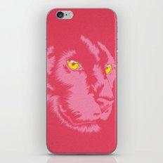 Pink Panther iPhone & iPod Skin