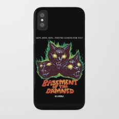 Basement Of The Damned Slim Case iPhone X
