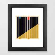 Abstract #83 Framed Art Print