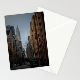 NY bluff Stationery Cards