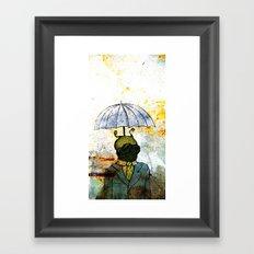 Caracoloboy says... Framed Art Print