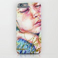 Golden Dreams iPhone 6s Slim Case