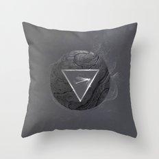 Mystic Pebbles No. 1 Throw Pillow