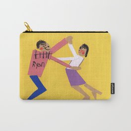 Let's Do The JitterBug! Carry-All Pouch