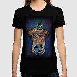 Illustration for Cat's Cradle by Kurt Vonnegut T-shirt