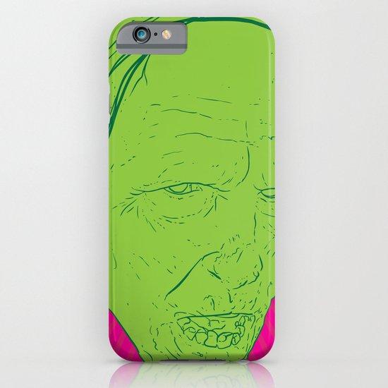 Neon Zombie iPhone & iPod Case