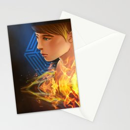 EXO D.O flame Stationery Cards