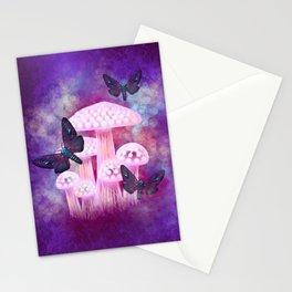 Dusk Hawk Moths Stationery Cards