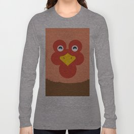 Roster Face Long Sleeve T-shirt