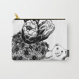 Pediocactus bradyi and gummy bear Carry-All Pouch
