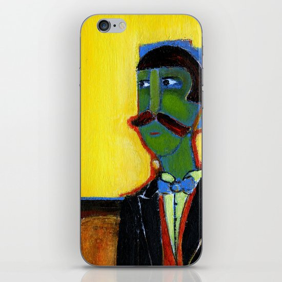 distinguished guests iPhone & iPod Skin