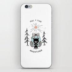 Adventure Bear iPhone Skin