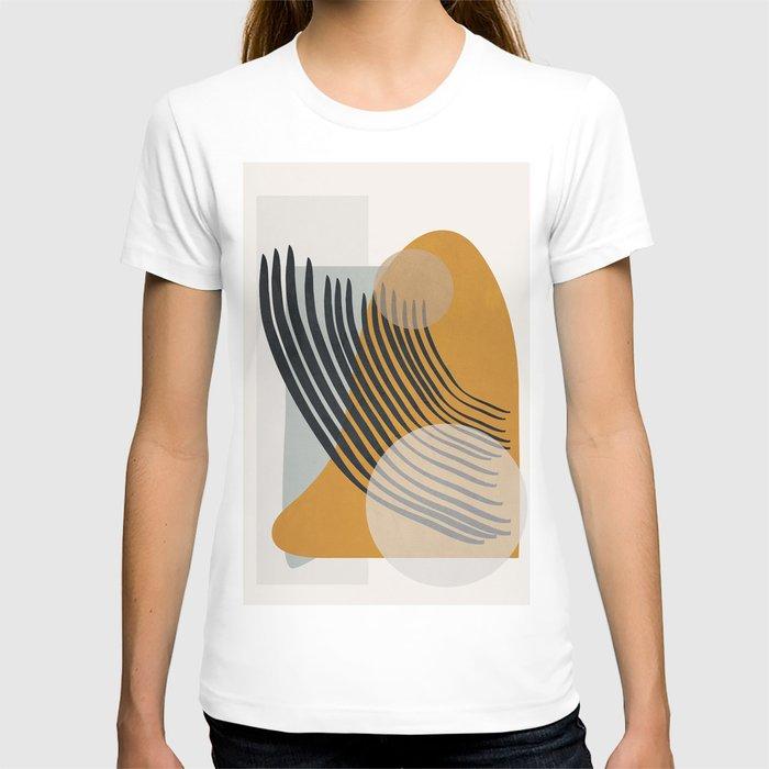 Abstract Shapes 33 T-shirt
